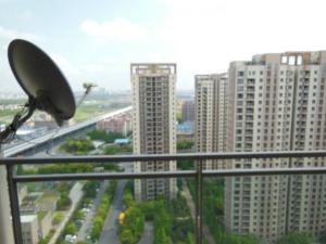 View from mummy's place in Shanghai