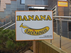 Banana Backpackers